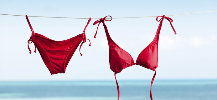 30 day bikini body challenge: Day 1
