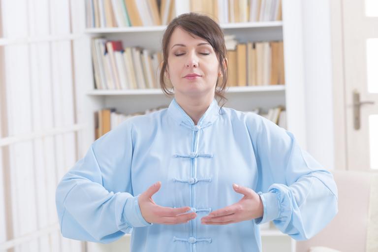 breathe, qigong practice, by healthista