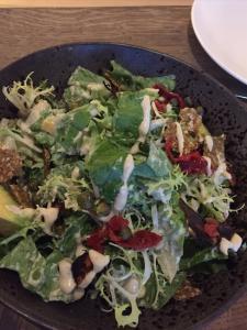 cesar salad, farmacy.