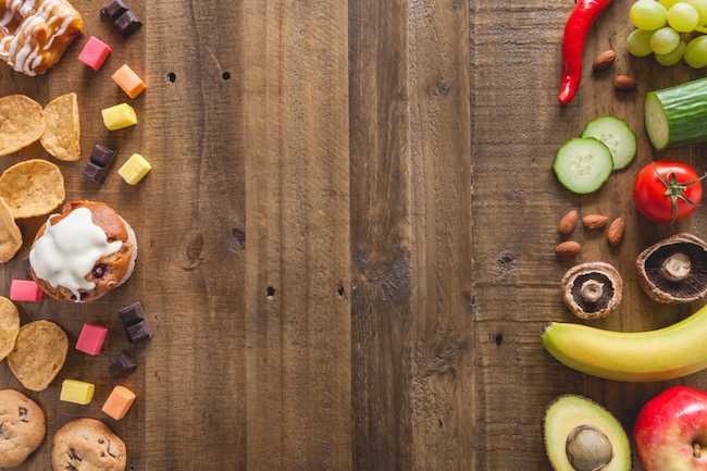 food choices. Five ways your mind is sabotaging your weight loss, by healthista.com