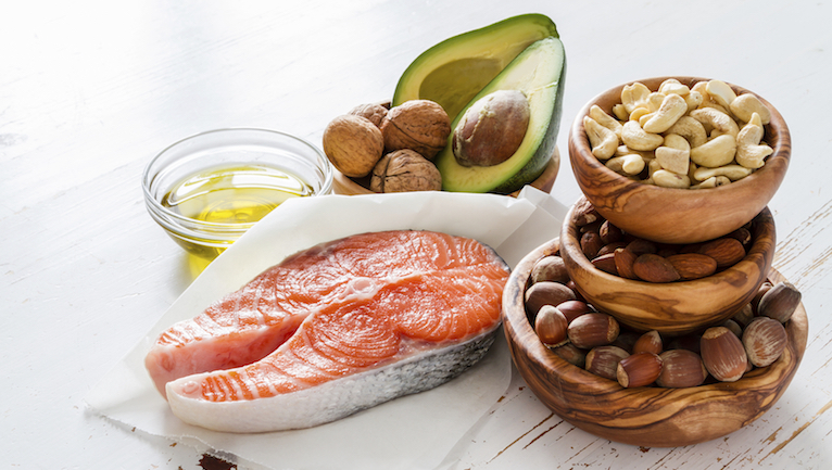 healthy fats, by healthista