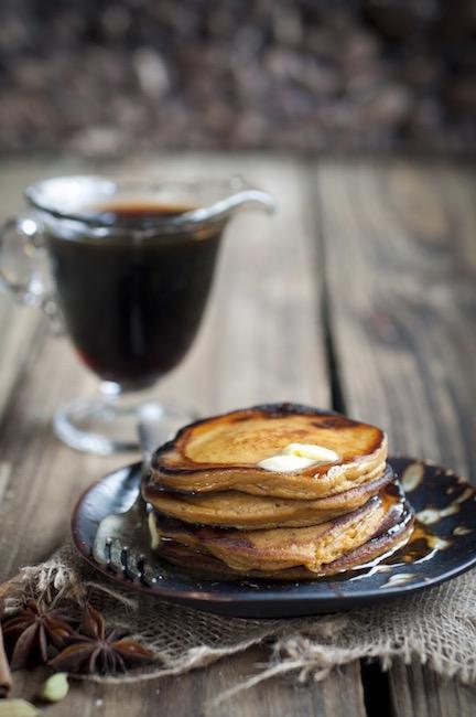 pancakes, sweet potato, by healthista.com