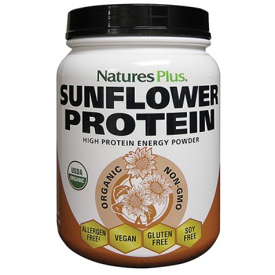 spirutein protein powder sunflower