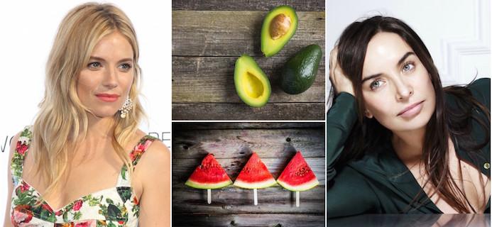 Slider, eat beautiful, by healthista.com
