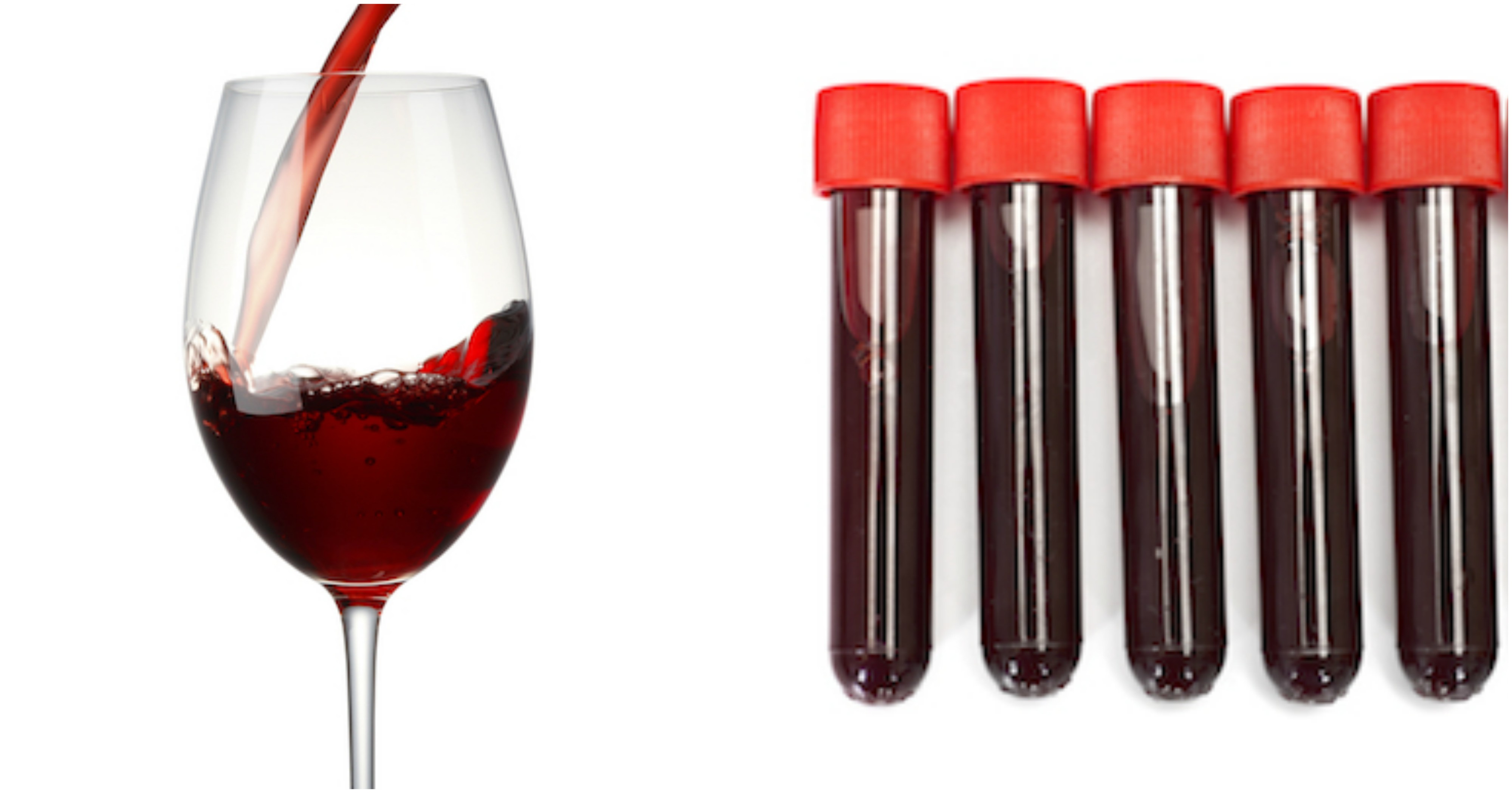 Wine and Blood, foods that look like the body part they're good for, by healthista