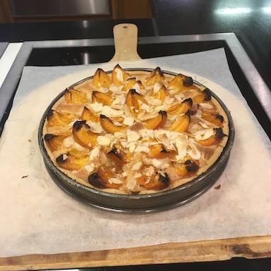 apricot almond tart, Raymond Blanc, by healthista.com