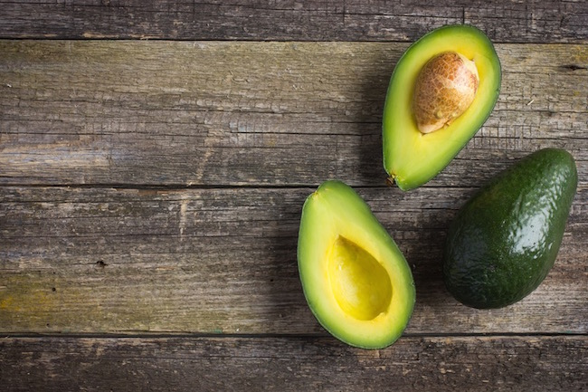 avocado, eat beautiful.