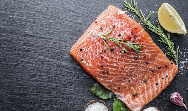 fatty fish, 9 healthy fats to help you live longer, by healthista