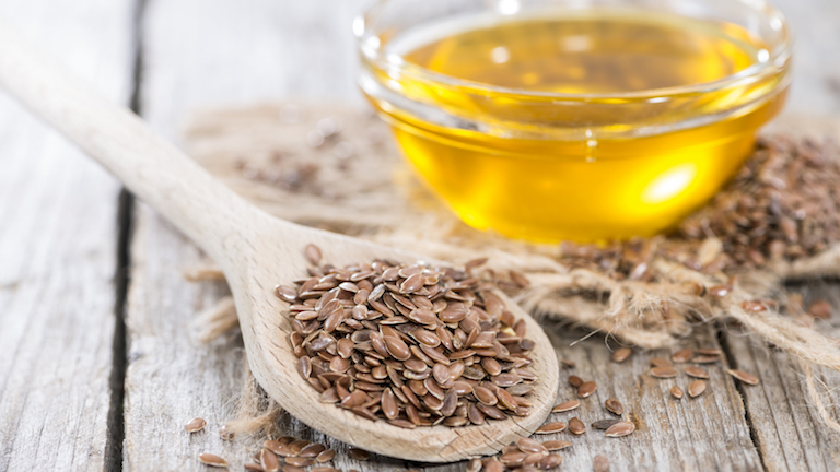 flaxseed, 9 healthy fats to help you live longer, by healthista