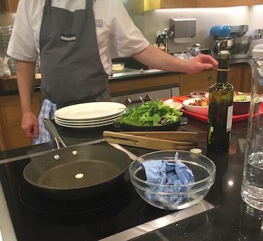 pancake cooking tip, Raymond Blanc, by healthista.com