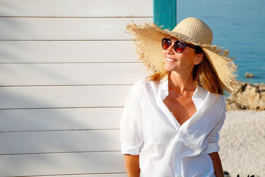 sun protective clothing, desert island, by healthista.com