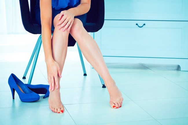Blister resistor, the truth about high heels, by healthista.com