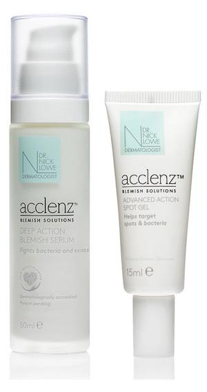 ella's acclenz skincare, acne second blog post, by healthista.com