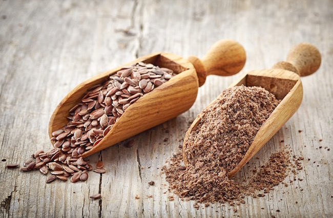 flax, what to do about breast lumps, by healthista.com