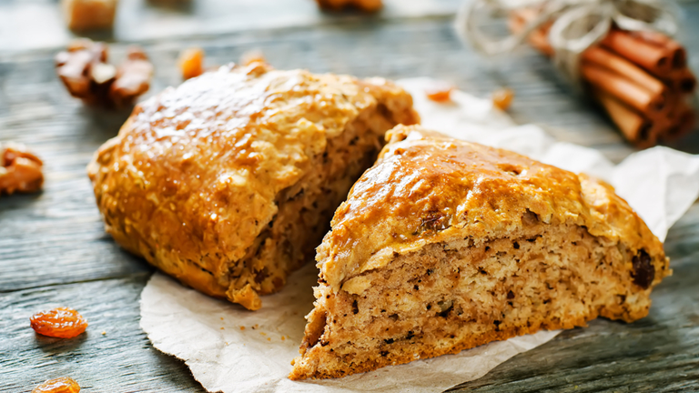 pumpkin-scones-23-pumpkin-recipes-for-national-pumpkin-day-by-healthista