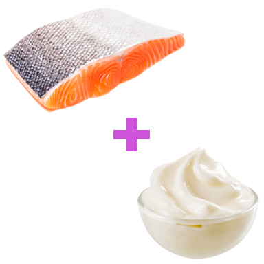 salmoncremefraiche-food-pairing-that-boosts-your-health-by-healthista-com