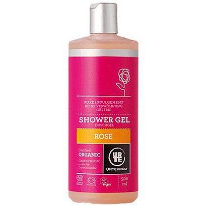 shower gel, botanicals, by healthista