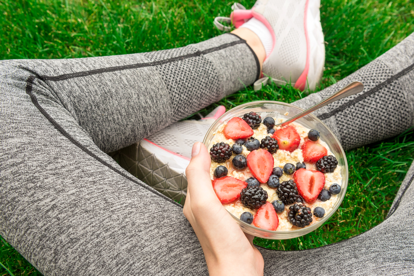 8 eating tips for a runners diet, by healthista.com
