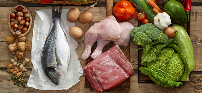 food-on-table-how-to-get-more-protein-in-your-diet-by-healthista-com