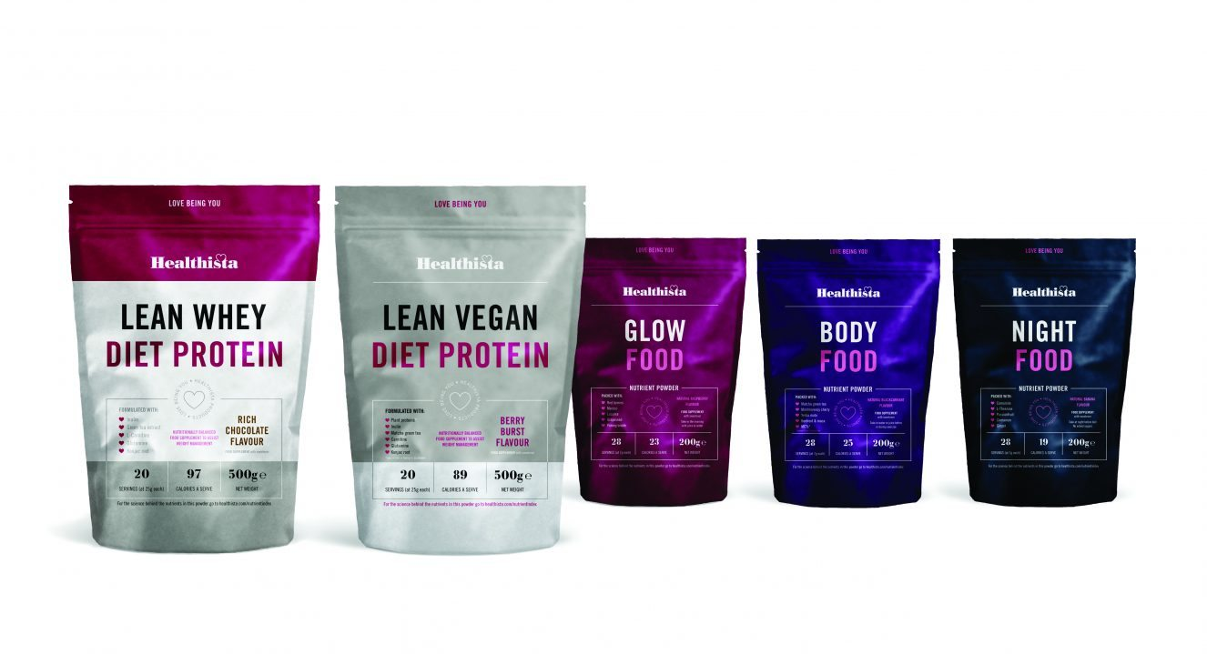 Healthista proteins