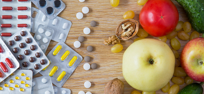 10 best supplements for vegans, by healthista.com.