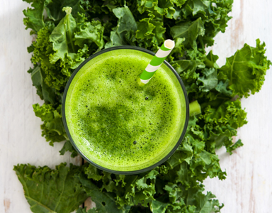 60 second smoothie for weight loss, green machine, by healthista (1)