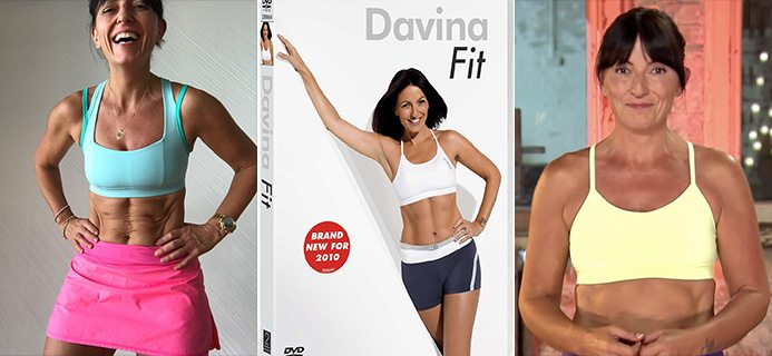 Davina Fit Workout Dvd Review With Exactly How Many Calories Each Workout Burns Healthista