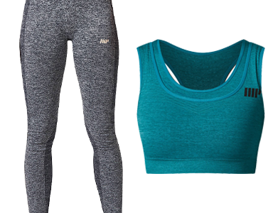 Myprotein Seamless Range our new trusty gym-kit essentials