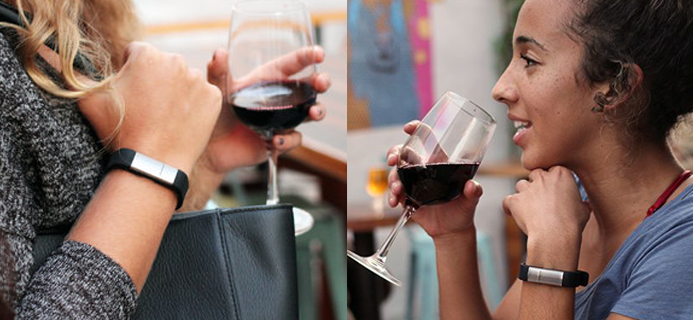 Proof drinking gadget, This new tracking gadget will tell you how drunk you are by healthista