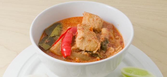 Vegetarian recipe: Tofu Pad Prik Curry