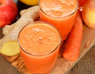 60 second smoothies best smoothie for weight loss carrot boost