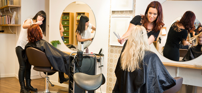 hairdressers slider, Healthista reviews London's vegan friendly hairdressers PLUS the surprise hair trend of 2017 by healthista