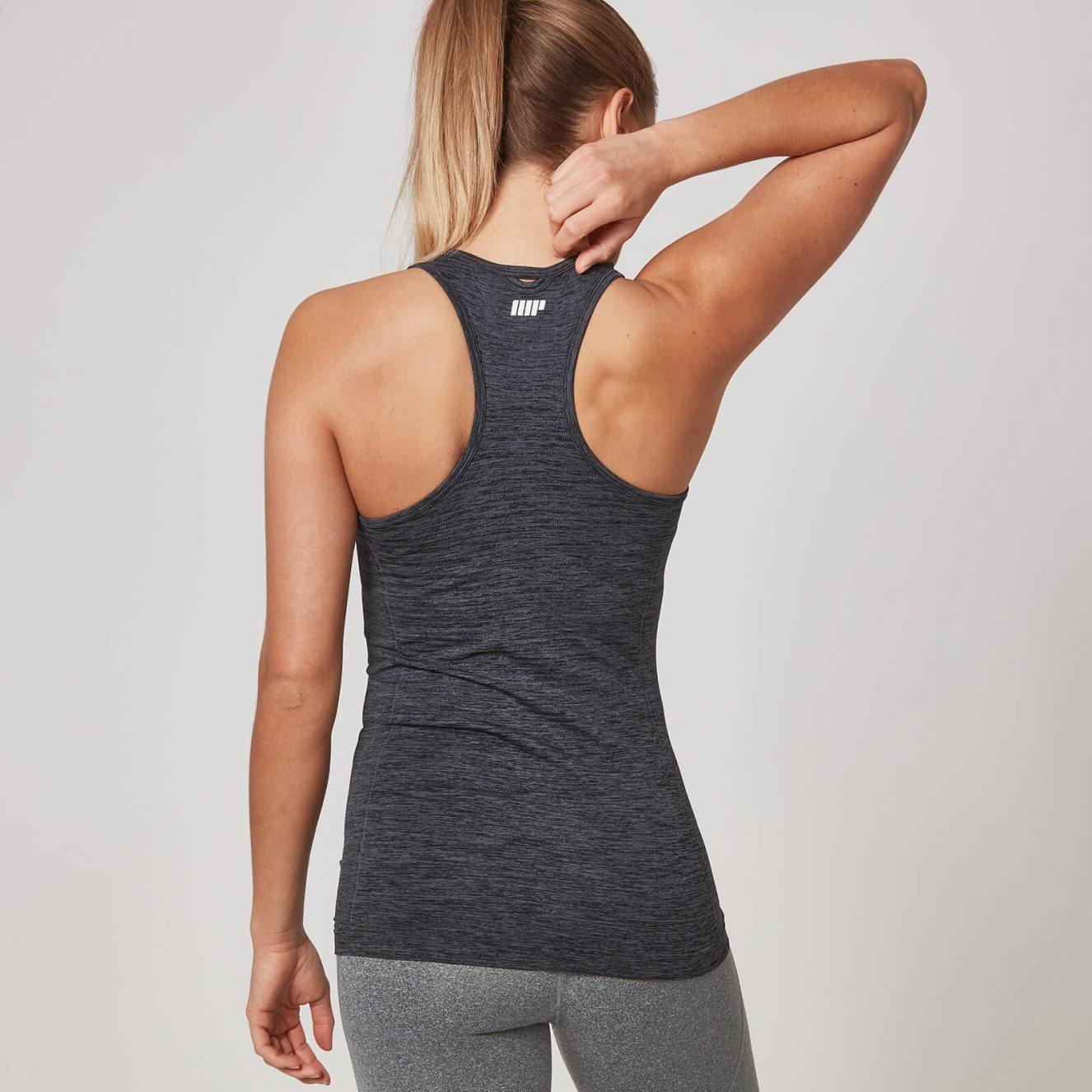 myprotein seamless vest top, by healthista.com
