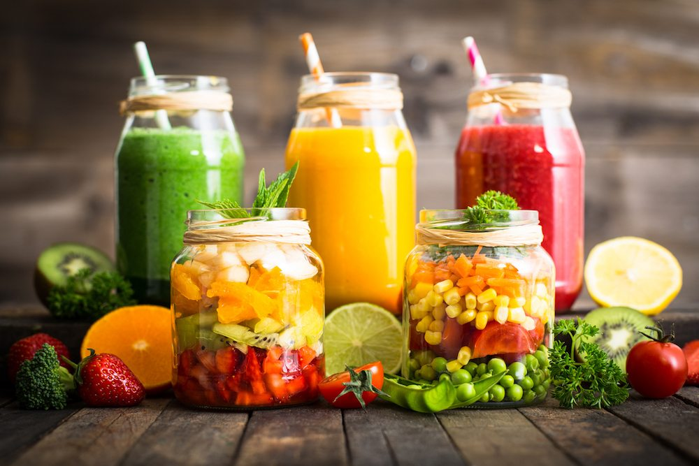 shopping list for 30 day smoothie challenge days 14-20