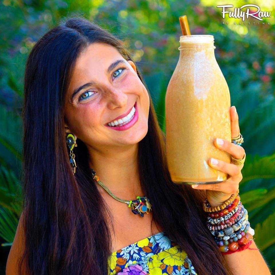 vegan recipe channels on youtube.fullyrawkristina