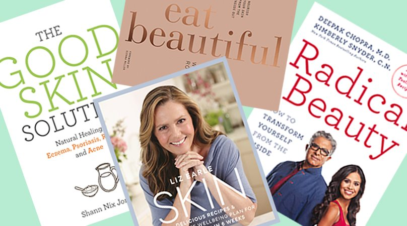 4 best cookbooks for beautiful skin Healthista
