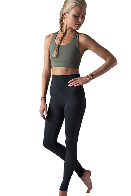 Bev hills leggings woman, Best eco fitness brands by Healthista