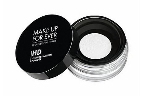 Make Up For Ever HD Microfinish Powder, ruth negga's makeup artist, by healthista.com