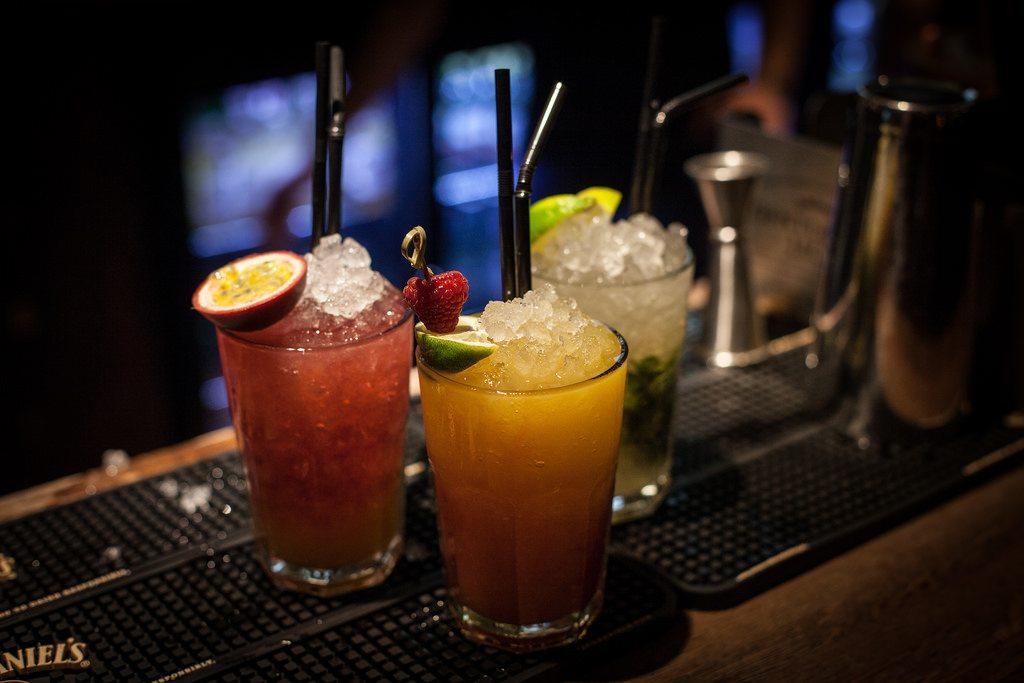 Mocktails at
