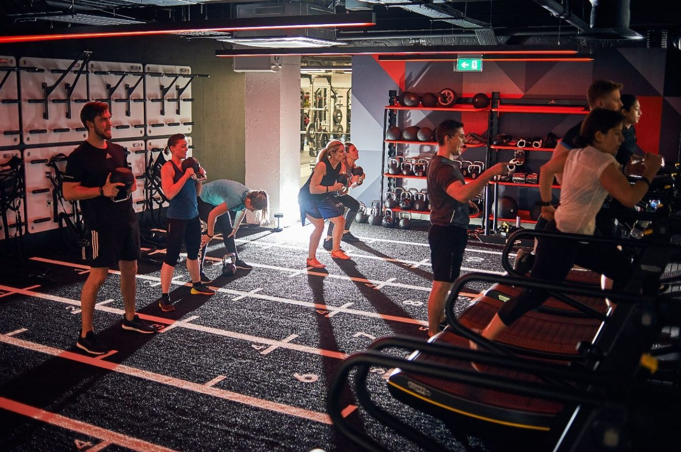 REVIEWED Virgin Active's new class HEAT