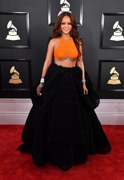 Rihanna, Best Grammy Bodies 2017 by healthista