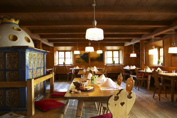 Vigilius, Italy restaurant Ida spa of the week Vigilius resort italy by healthista