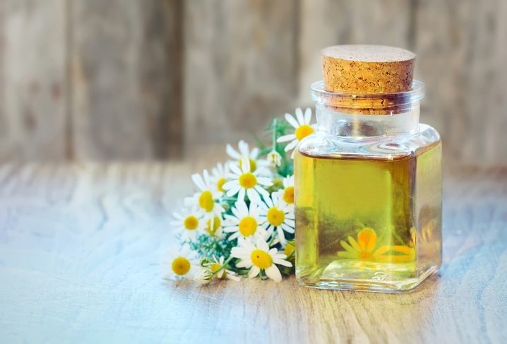 Ayurveda-chamomile oil