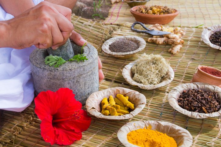 Ayurveda-innumerable-spices