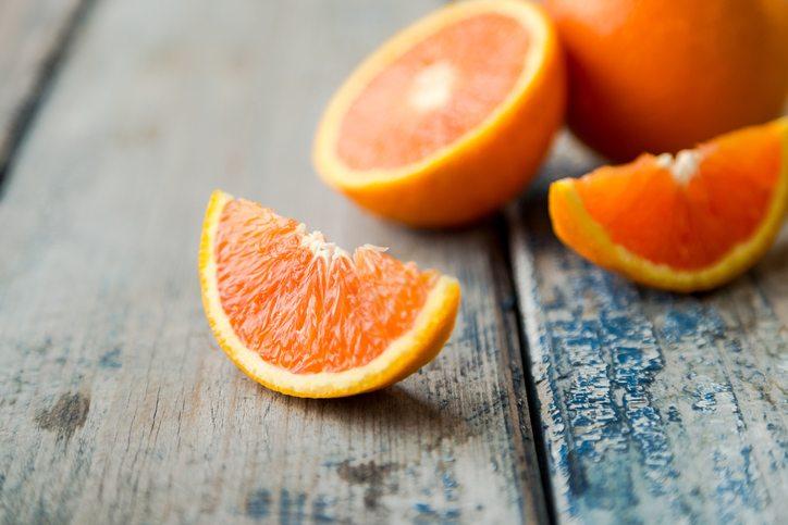 Ayurveda.-Oranges.