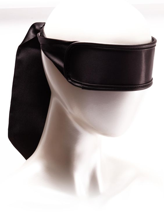 Ann Summers Blindfold, Beginners Guide to BDSM, by Healthista.com