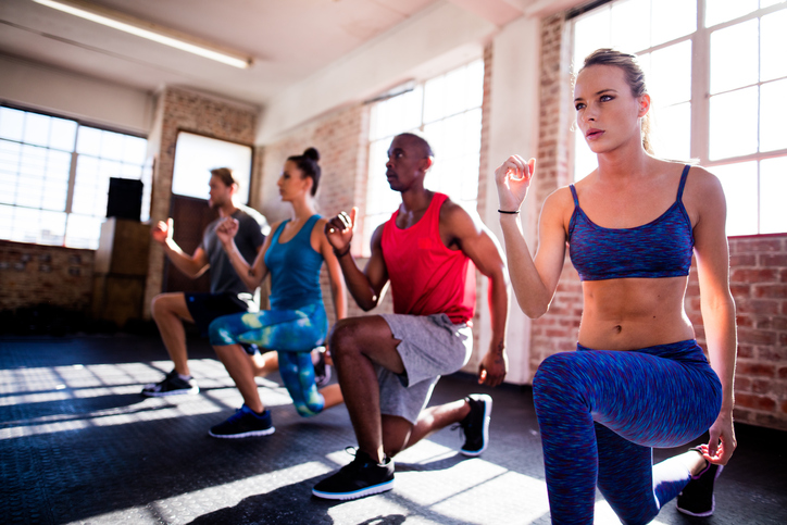 group lunging, are these 4 hormones preventing you from losing weight by healthista