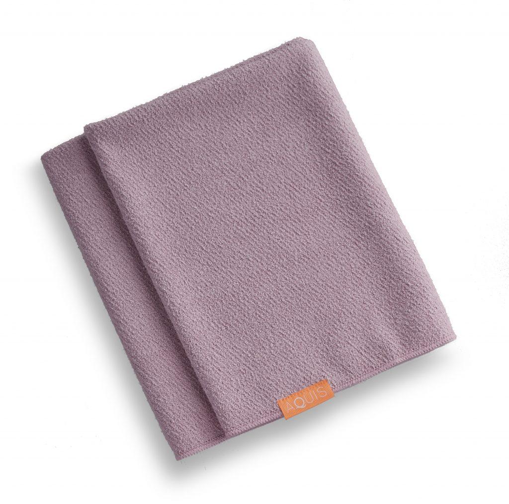 gym bag must haves. aquis hair towel