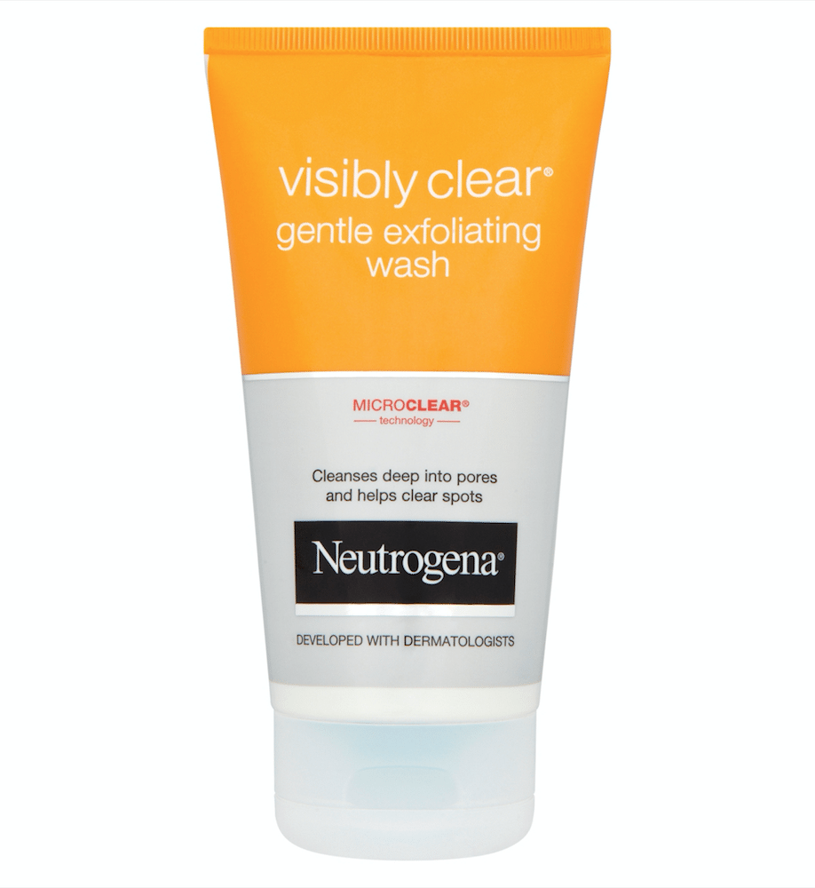 gym bag must haves. neutrogena