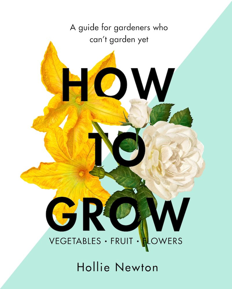 how to garden. how to grow. cover